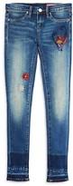 Blank NYC BLANKNYC Girls' Embroidered Skinny Jeans - Big Kid