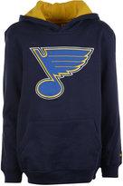 Reebok Boys' St. Louis Blues Prime Logo Hoodie