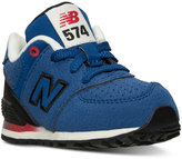 New Balance Toddler Boys' 574 Gradient Casual Sneakers from Finish Line