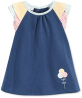 First Impressions Mixed-Print Dress, Baby Girls (0-24 months), Only at Macy's