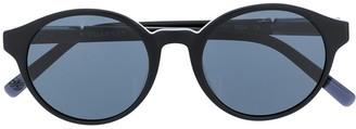 Vuarnet Round Frame Sunglasses