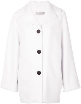 D-Exterior Cape Style Coat