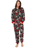 Asstd National Brand Long Sleeve One Piece Pajama