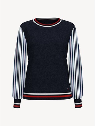 Tommy Hilfiger Essential Mixed Media Sweater
