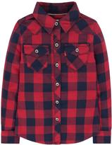 Levi's Girls' Long-Sleeve Western Shirt