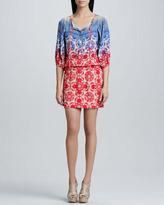 Nicole Miller Artelier Printed Dress