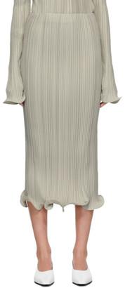 Totême Beige Alberata Skirt