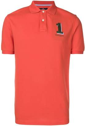 Hackett short sleeved polo shirt
