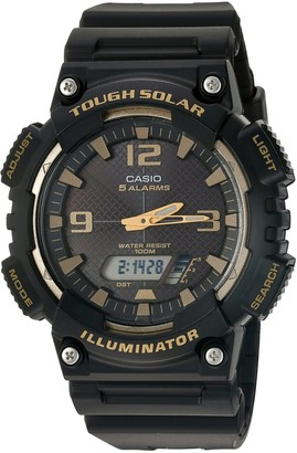 Casio Men's Tough (Solar Powered) Quartz Watch with Resin Strap