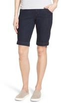 Jag Jeans Women's Ainsley Slim Denim Bermuda Shorts