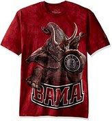 The Mountain Men's U of Alabama Bama Stomp Adult T-Shirt