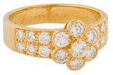 Van Cleef & Arpels Fleurette Diamond Ring