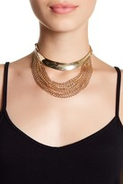 Natasha Accessories Drop Chain Choker