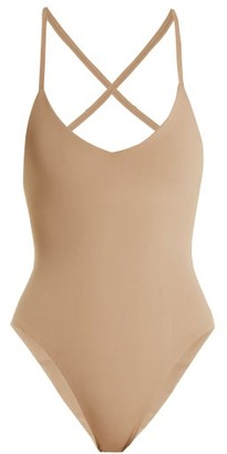 Dos Gardenias - Darkstart Swimsuit - Womens - Nude