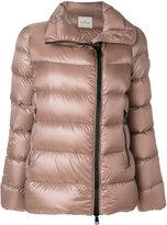 Moncler Salix padded jacket - women - Feather Down/Polyamide - 0