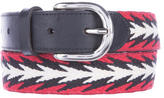 Isabel Marant Embroidered Leather Belt