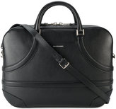 Alexander McQueen harness briefcase - men - Leather - One Size
