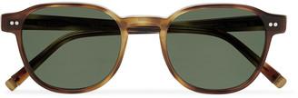 MOSCOT Arthur Round-Frame Acetate Sunglasses
