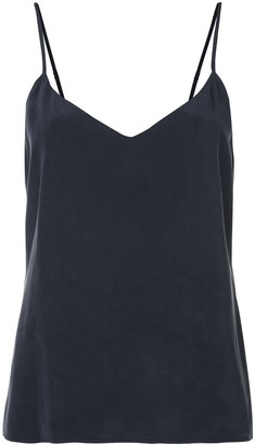 L'Agence Basic Silk Top