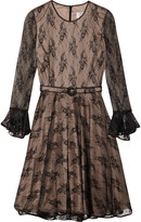 Mikael Aghal Lace dress
