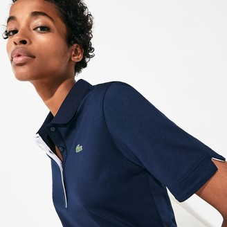 Lacoste Womens SPORT Ultra Dry Performance Polo