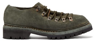 Guidi Low-top Suede Hiking Shoes - Grey