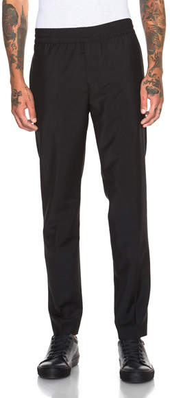 Acne Studios Ryder Cropped Trousers