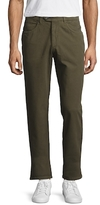 Ballin Newman Stretch Pique 5-Pocket Trousers