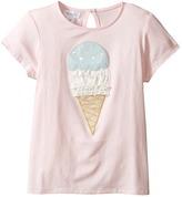Mud Pie Ice Cream Cone Shirt Girl's T Shirt