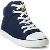 Ralph Lauren Little Kid Colton Canvas High-Top Sneaker