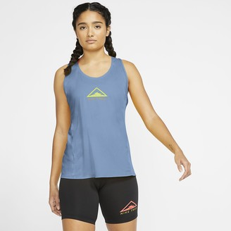 Nike Women's Trail Running Tank City Sleek