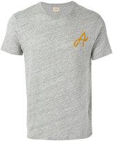 Bellerose initial print T-shirt - men - Cotton - M