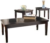 Signature Design by Ashley Denja Three-Piece Table Set