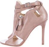 Camilla Skovgaard Leather Buckle Sandals