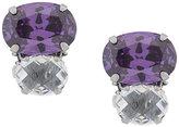 Rada' Radà stone embellished earrings