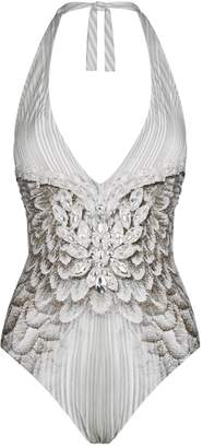 Gottex Embellished Couture Swimsuit