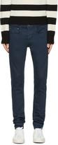 Rag & Bone Navy Standard Issue Fit 1 Jeans
