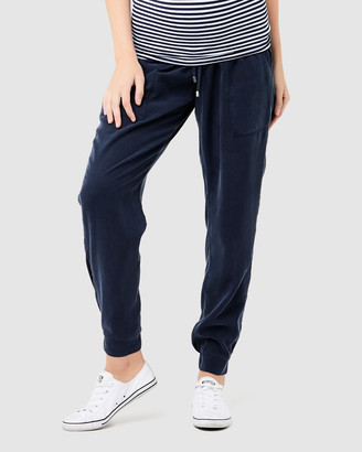 Ripe Maternity Tencel Off Duty Pants