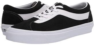 Vans Bold Ni ((Staple) Black/True White) Athletic Shoes
