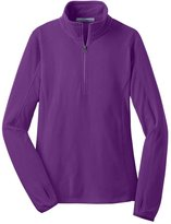 Port Authority Women's Microfleece 1/2 Zip Pullover - L224 M