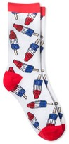 Bioworld Women's Crew Socks - Popsicle One Size