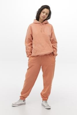 Iets Frans... iets frans. Apricot Joggers - Orange XS at Urban Outfitters
