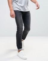 Selected Jeans Slim Fit in Black