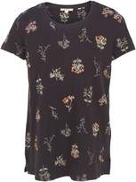 Fat Face Wildflower Embroidered Tee