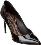 Dolce & Gabbana Kate Leopard-Print Patent Pump
