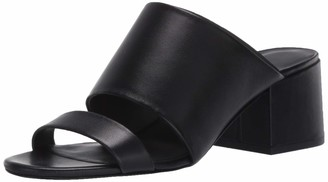 3.1 Phillip Lim Women's Cube Double Strap Heeled Sandal