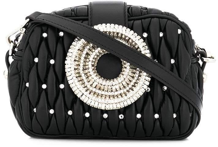 Gedebe embellished camera bag
