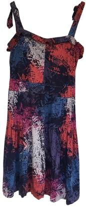 Marc by Marc Jacobs Multicolour Cotton Dress for Women
