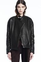 J Brand Dorothy Leather Jacket
