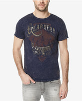 Buffalo David Bitton Men's Tucam Midnight Graphic-Print T-Shirt